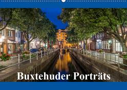 Buxtehuder Porträts (Wandkalender 2019 DIN A2 quer) von Schwarz,  Wolfgang