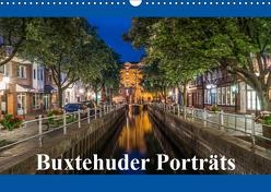 Buxtehuder Porträts (Wandkalender 2019 DIN A3 quer) von Schwarz,  Wolfgang