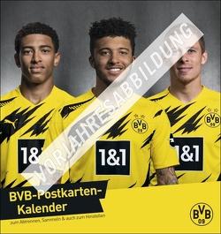 BVB Postkartenkalender 2022 von Heye