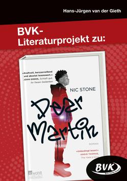 BVK-Literaturprojekt zu Dear Martin von van der Gieth,  Hans-Jürgen