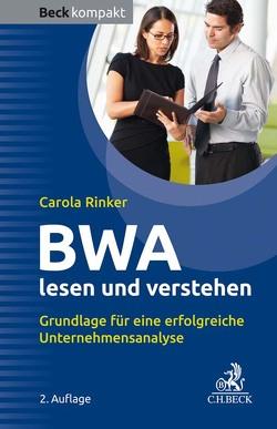 BWA lesen und verstehen von Rinker,  Carola