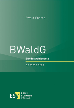 BWaldG von Endres,  Ewald