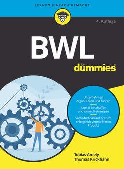 BWL für Dummies von Amely,  Tobias, Krickhahn,  Thomas