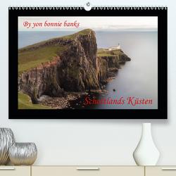 By yon bonnie banks – Schottlands Küsten (Premium, hochwertiger DIN A2 Wandkalender 2020, Kunstdruck in Hochglanz) von Limmer,  Markus