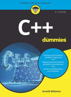 C++ für Dummies von Willemer,  Arnold