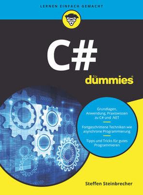 C# für Dummies von Steinbrecher,  Steffen
