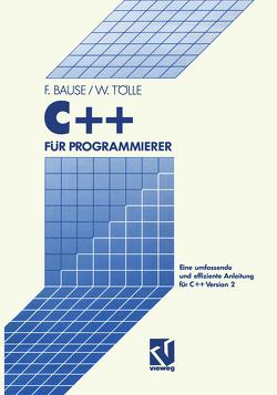 C++ für Programmierer von Tölle,  Wolfgang