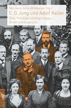 C. G. Jung und Adolf Keller von Jehle-Wildberger,  Marianne