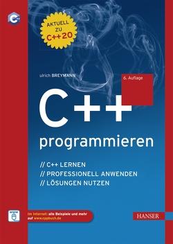 C++ programmieren von Breymann,  Ulrich