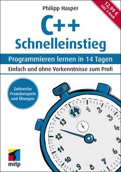 C++ Schnelleinstieg von Hasper,  Philipp