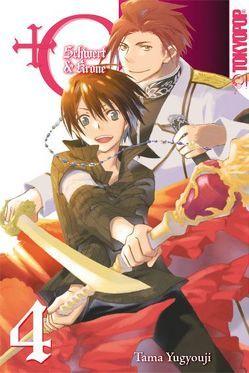 +C: Schwert und Krone 04 von Yugyouji,  Tama