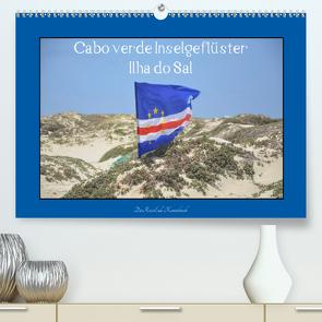 Cabo verde Inselgeflüster – Ilha do Sal (Premium, hochwertiger DIN A2 Wandkalender 2020, Kunstdruck in Hochglanz) von DieReiseEule