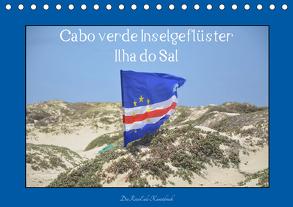 Cabo verde Inselgeflüster – Ilha do Sal (Tischkalender 2020 DIN A5 quer) von DieReiseEule