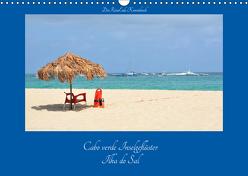 Cabo verde Inselgeflüster – Ilha do Sal (Wandkalender 2019 DIN A3 quer) von DieReiseEule