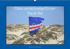 Cabo verde Inselgeflüster – Ilha do Sal (Wandkalender 2020 DIN A2 quer) von DieReiseEule