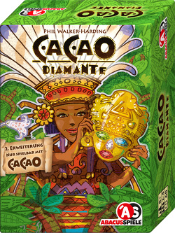 Cacao 2. Erweiterung – Diamante von Stephan,  Claus, Walker-Harding,  Phil
