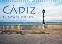 Cádiz – Europas älteste Stadt (Wandkalender 2019 DIN A4 quer) von Seidl,  Helene