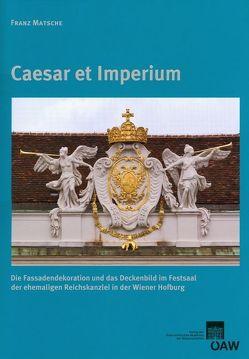 Caesar et Imperium von Matsche,  Franz