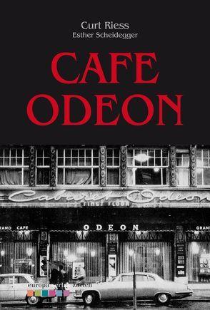 Café Odeon von Riess,  Curt