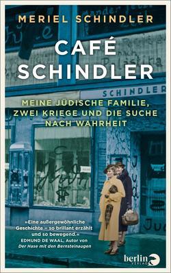Café Schindler von Fischer,  Erica, Schindler,  Meriel