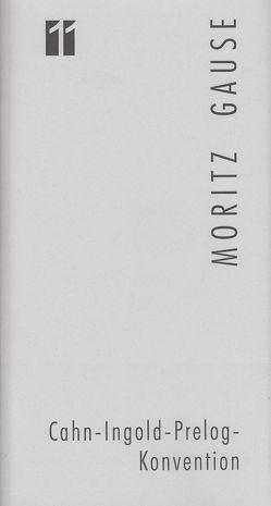 Jahresgabe der Literarischen Gesellschaft / Cahn-Ingold-Prelog-Konvention von Gause,  Moritz, Genz,  Lucia Marie, HINTERWAELT-Wurzbach