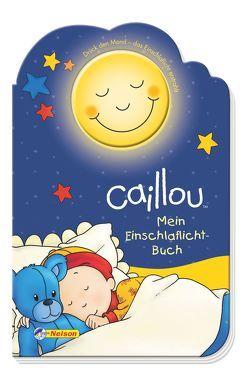 Caillou: Mein Einschlaflicht-Buch