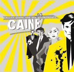 CAINE  – 3 von Merlau,  Günter