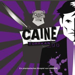 CAINE – 8 von Merlau,  Günter