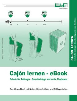 Cajón lernen – eBook von Leuchtner,  Martin, Waizmann,  Bruno
