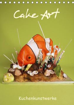 Cake Art (Tischkalender 2021 DIN A5 hoch) von KHGielen