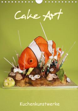 Cake Art (Wandkalender 2021 DIN A4 hoch) von KHGielen