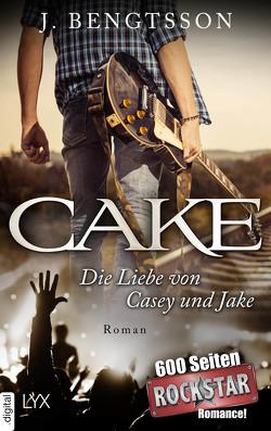 CAKE – Die Liebe von Casey und Jake von Bengtsson,  J., Link,  Michaela