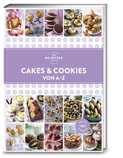 Cakes & Cookies von A-Z