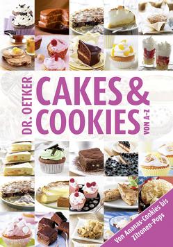Cakes & Cookies von A – Z von Dr. Oetker