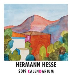 Calendarium 2019 von Hesse,  Hermann