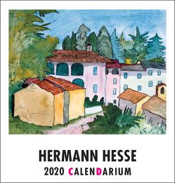 Calendarium 2020 von Hesse,  Hermann
