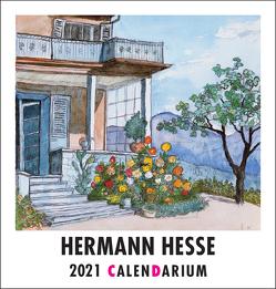 Calendarium 2021 von Hesse,  Hermann
