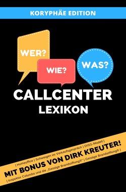 Callcenter Lexikon von Thiele,  Tony