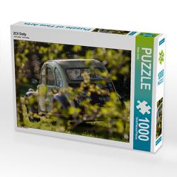 CALVENDO Puzzle 2CV Dolly 1000 Teile Lege-Größe 64 x 48 cm Foto-Puzzle Bild von Meike Bölts