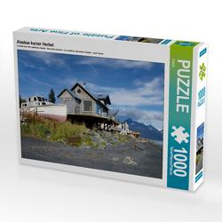 CALVENDO Puzzle Alaskas kurzer Herbst 1000 Teile Lege-Größe 64 x 48 cm Foto-Puzzle Bild von Flori0