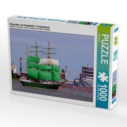 CALVENDO Puzzle Alexander von Humboldt 2 / Deutschland 1000 Teile Lege-Größe 64 x 48 cm Foto-Puzzle Bild von Stoerti-md von Stoerti-md,  k.A.