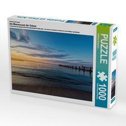 CALVENDO Puzzle Am Meeressaum der Ostsee 1000 Teile Lege-Größe 64 x 48 cm Foto-Puzzle Bild von Kathleen Bergmann von Bergmann,  Kathleen