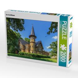 CALVENDO Puzzle Am Schiffbleek 2000 Teile Lege-Größe 90 x 67 cm Foto-Puzzle Bild von ReDi Fotografie