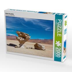 CALVENDO Puzzle Arbol de piedra 2000 Teile Lege-Größe 90 x 67 cm Foto-Puzzle Bild von Harry Müller