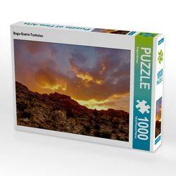 CALVENDO Puzzle Baga-Gazrin-Tschuluu 1000 Teile Lege-Größe 64 x 48 cm Foto-Puzzle Bild von Roland Störmer von Störmer,  Roland