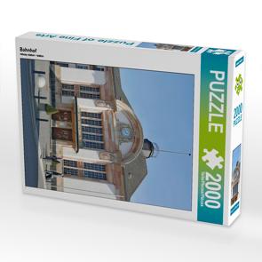 CALVENDO Puzzle Bahnhof 2000 Teile Lege-Größe 67 x 90 cm Foto-Puzzle Bild von N N