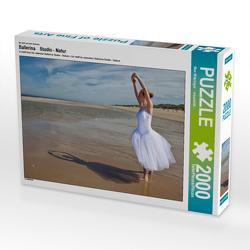 CALVENDO Puzzle Ballerina Studio – Natur 2000 Teile Lege-Größe 90 x 67 cm Foto-Puzzle Bild von Max Watzinger – traumbild –
