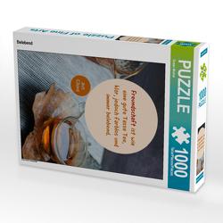 CALVENDO Puzzle Belebend 1000 Teile Lege-Größe 48 x 64 cm Foto-Puzzle Bild von Susan Michel