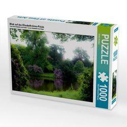 CALVENDO Puzzle Blick auf das Elisabeth-Anna-Palais 1000 Teile Lege-Größe 64 x 48 cm Foto-Puzzle Bild von Erwin Renken von Renken,  Erwin