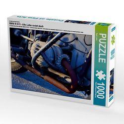 CALVENDO Puzzle BMW R 51/3 – Alte Liebe rostet doch 1000 Teile Lege-Größe 64 x 48 cm Foto-Puzzle Bild von Ingo Laue von Laue,  Ingo